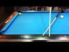 Kick Shot techniques - YouTube Play Pool, Billiards Pool, Pool Cues, Live Tv, Inventions, Supreme, Kicks, Shots, History