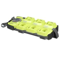 Ryobi ONE+ 18-Volt 6-Port SuperCharger (Tool Only)-P125 - The Home Depot