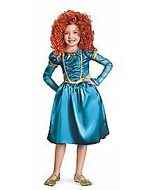 Disney Brave Merida Child Costume