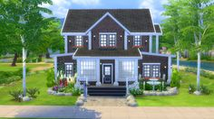 UNFURNISHED FAMILY HOME (collab with... - angelisims