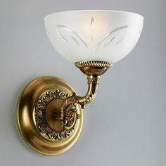 Aplica de perete LUX fabricat manual Martina 505/1 Bejorama - Corpuri de iluminat, lustre, aplice