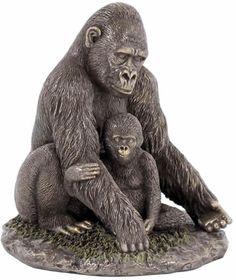 Gorilla II Sculpture