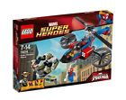 LEGO  Marvel  Super Heroes: Spider-Helicopter Rescue 76016 BNIB  7-14