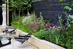wilson mcwilliam studio / cloudy bay sensations garden, rhs chelsea 2014
