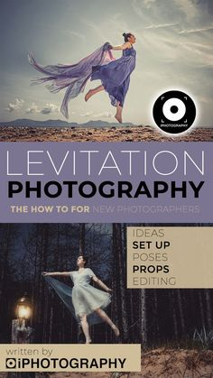 Suspend your disbelief with this powerful guide to levitation photography. Learn easily how to set up, shoot and edit these conceptual masterpieces. Double Exposure Photography, Levitation Photography, Water Photography, Abstract Photography, Artistic Photography, Creative Photography, Macro Photography, Best Photography Blogs, Photography Tutorials