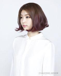 Gloxi Cushion Wave Perm 글록시 쿠션 웨이브펌 Hair Style by Chahong Ardor