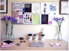 Desk inspiration!!!!!!!  So creative Tag me in your desk inspiration pics