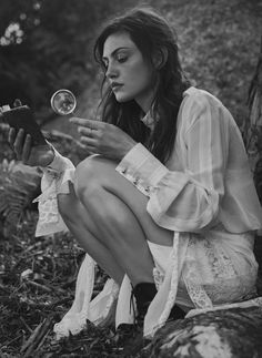 """Phoebe Tonkin in """"Lost In Time"""" for Vogue Australia, March 2015  Photographed by Willd Davidson"""