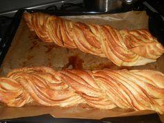 Bacon, Pork, Bread, Breakfast, Kale Stir Fry, Morning Coffee, Breads, Bakeries, Morning Breakfast