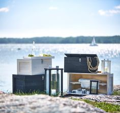 Saaristo-tuotteet. Design Ristomatti Ratia Archipelago, Outdoor Living, Minimalism, Nautical, Cottage, Nature, Pictures, Inspiration, Home