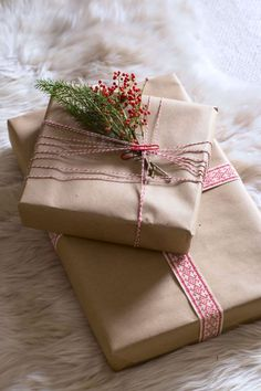 30  Great Christmas Gift-Wrapping Ideas