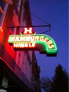 Hinkles Hamburgers, another favorite of mine from Madison, Indiana. I heard that it burnt though, just wondering if they rebuilt?