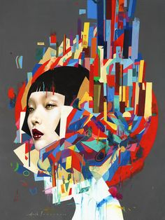 Erik Jones fashion illustration Born In St. Petersburg Florida, Erik is focusing on contemporary figure painting as well abstract form and space art. He combines traditional and modern techniques to. Art And Illustration, Illustrations, Art Pop, Modern Art, Contemporary Art, Spoke Art, San Francisco Art, Culture Pop, Art Graphique