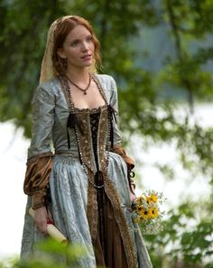 Tamzin Merchant as Anne Hale in Salem (TV Series, 2015). [x]