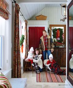 Sarah Richardson's Country House at Christmas page 5 of 11