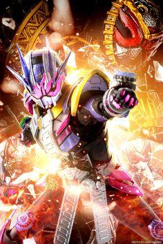 Kamen Rider Zi O, Kamen Rider Series, Power Rangers, Transformers, Character Art, Naruto, Marvel, Cool Stuff, Wallpaper