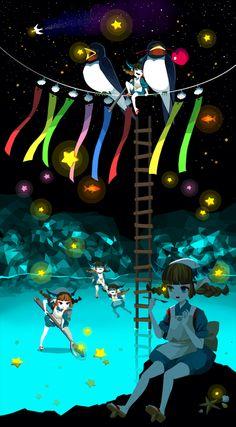 tanabata pixiv