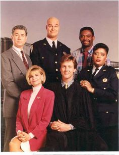"""Night Court"" TV show - I practiced in night court and it was nothing like this. I still love this show."