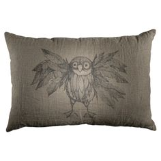 #Kudde #Uggla #oddbirds #cushion