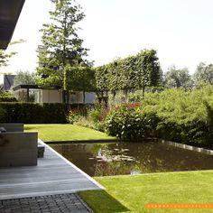 Tuininspiratie - De Rooy Hoveniers  Derde in competitie Tuin van het jaar 2012