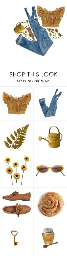 """""""just like heaven"""" by vices-virtues ❤ liked on Polyvore featuring American Eagle Outfitters, Coldwater Creek, ZiaBella, Yohji Yamamoto, Oxford and Chunk"""
