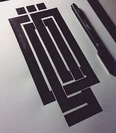 Arabic Type Treatment from @goodtype