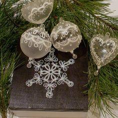 Bola de Natal Artesanal