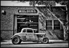 Welding by Rob Bishop, via 500px