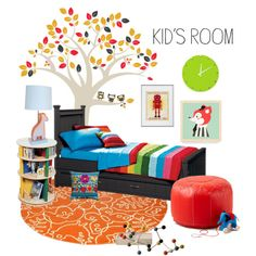 Happy Kids Room, created by rotunda on Polyvore