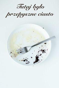 Przepis na ciasto bardzo czekoladowe :) Glass Of Milk, Food, Essen, Meals, Yemek, Eten