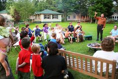 Family Reunion Month -- 10 great places to host your next family reunion