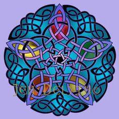 Celtic Art Studio : Symbol : SYMBOLS : Pentacle Knot
