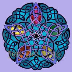 Celtic Art Studio : Symbol : SYMBOLS : Pentacle Knot