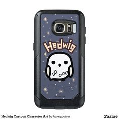 Harry Potter - Hedwig Cartoon Character Art. Producto disponible en tienda Zazzle. Product available in Zazzle store. Regalos, Gifts. Link to product: http://www.zazzle.com/hedwig_cartoon_character_art_otterbox_samsung_galaxy_s7_case-256640364174260277?CMPN=shareicon&lang=en&social=true&rf=238167879144476949 #carcasas #cases #HarryPotter