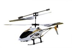 Syma S107G 3 Channel RC Radio Remote Control Helicopter with Gyro - White by Syma. $28.99. Auto stable rotor blade system for steady lift-off. Miniature size & light weight, New White Color. Super wide infrared control miniature design for indoor flying. 3-Channel Helicopter movement forward / backward / up / down / left / right. High efficient driving motor and voltage power. Syma S107G 3 Channel RC Radio Remote Control Helicopter with Gyro - WhiteNewest color - White! Syma S10...