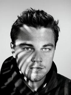 Leonardo DiCaprio by Richard Burbridge