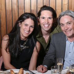 Yliana Yepez, Di Mondo & Manuel Santelices celebrating Di Mondo's New York Times Cover | #YYFriends