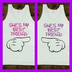 Disney best friends need this for me and my bff Mya