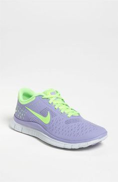 Nike 'Free 4.0 V2' Running Shoe (Women) | Nordstrom- I don't own a pair of tennis shoes but I would actually wear these