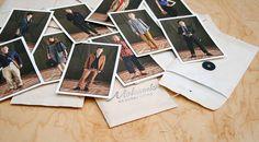 postcard lookbook