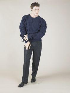 Man's jumper, John Galliano, 1985