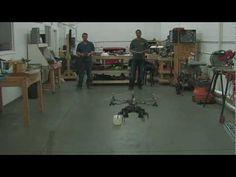 Hexacopter + Hexapod = An Eerie Robotics Masterpiece | Hack N Mod