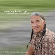 Congratulations to Kevin Locke for his two Native American Music Awards nominations in the Best Spoken Word category and the Best Historical/Linguistic category for his recording, Preserving the Heritage . Insights and Songs from Kevin Locke. Native American Ancestry, Native American Actors, Native American Flute, Native American Beauty, Native American History, Native American Indians, Linda Hogan, Unity In Diversity, Morning Star