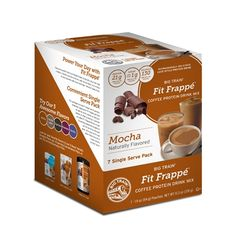 mocha protein shakes