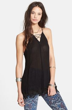 Free People 'Wicked Spell' Top available at #Nordstrom