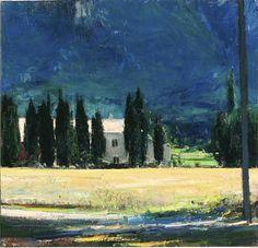 bofransson:    Andrew Gifford - Farmhouse Near Arles