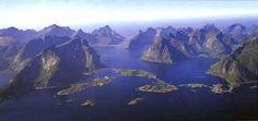 Norway, Lofeten Islands