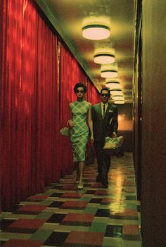 Wong Kar Wai In the Mood for Love ✨ #wongkarwai