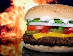 Are you more like McDonald's, Burger King, Wendy's, or In-N-Out Burger? Find out which fast food burger joint matches you with this quiz! Big Mac, Hamburgers Gastronomiques, Raclette Originale, National Cheeseburger Day, Gourmet Burgers, Burger Food, Burger Ideas, Pizza Burger, Beef Burgers