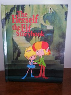 Check out this item in my Etsy shop https://www.etsy.com/listing/268993899/vintage-herself-the-elf-storybook